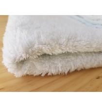 Felpa toalla blanca