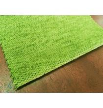 Chenilla Terciopelo doble cara N.19 Verde Kiwi