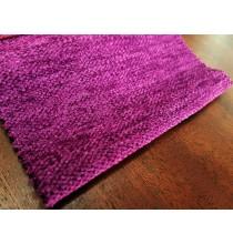 Chenilla Terciopelo doble cara N.17 Púrpura