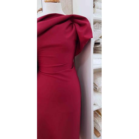 Bi-Elástico Rojo Cereza