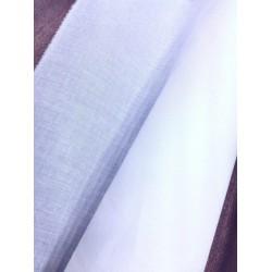Muselina de Algodón Blanca